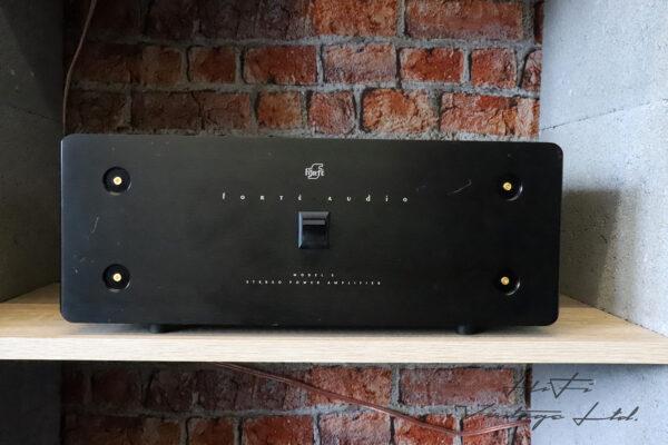 FORTE Model 5 Dual Channel Amplifier