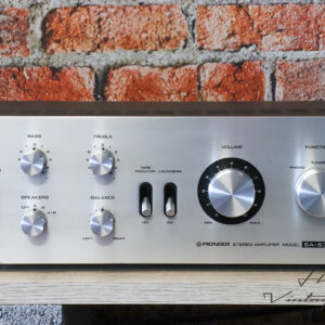 Pioneer SA-6300 Stereo Integrated Amplifier