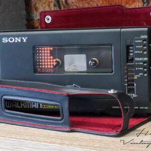 Sony WM-D6C Stereo Cassette-Corder