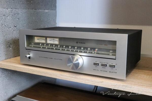 TRIO /Kenwood KT-313L AM/FM Stereo Tuner