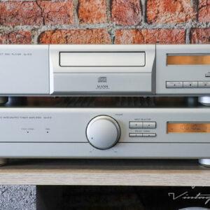 Technics SA-E10 Receiver & Technics SL-E10 CD Player